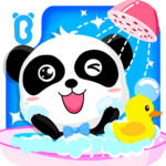 Baby Panda's Bath Time 8.52.00.00 APK (MOD, Unlimited Money)