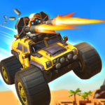 Battle Cars: Monster Hunter 1.2 APK (MOD, Unlimited Money)