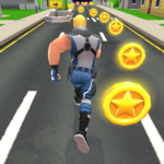 Battle Run – Endless Running Game 1.0.2 APK (MOD, Unlimited Money)
