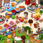 Cafeland – World Kitchen 2.1.65 APK (MOD, Unlimited Money)
