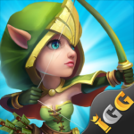 Castle Clash: Guild Royale 1.8.71 APK (MOD, Unlimited Money)