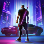 Cyberika: Action Cyberpunk RPG 0.9.3-rc152  APK (MOD, Unlimited Money)
