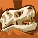 Dino Quest 2: Jurassic bones in 3D Dinosaur World 1.01  APK (MOD, Unlimited Money)