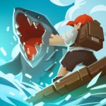 Epic Raft: Fighting Zombie Shark Survival Games 1.0.0 APK (MOD, Unlimited Money)
