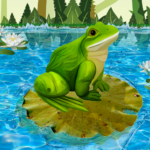 Frog Jumping Mania 1.0.2 APK (MOD, Unlimited Money)
