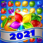 Fruits Farm: Sweet Match 3 games 1.1.0 APK (MOD, Unlimited Money)