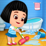 Home and Garden Cleaning Game – Fix and Repair It 4.0 APK (MOD, Unlimited Money)