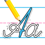 Kids Learn Cursive Writing – Cursive For Toddlers 10.0 APK (MOD, Unlimited Money)