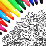 Mandala Coloring Pages 15.7.4 (MOD, Unlimited Money)
