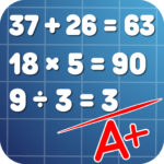 Math problems: mental arithmetic game  APK (MOD, Unlimited Money)