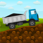 Mini Trucker – 2D offroad truck simulator 1.5.5 APK (MOD, Unlimited Money)