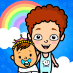 My Tizi Town – Newborn Baby Daycare Games for Kids 1.7 APK (MOD, Unlimited Money)