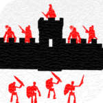 One on one: Siege of castles – Offline strategy 42  APK (MOD, Unlimited Money)