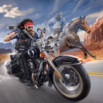 Outlaw Riders: War of Bikers 0.3.0 APK (MOD, Unlimited Money)