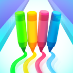 Pencil Road 1.4.0  APK (MOD, Unlimited Money)