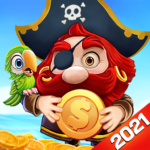 Pirate Master – Be The Coin Kings 1.8  APK (MOD, Unlimited Money)