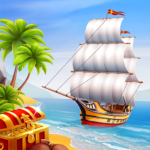 Pocket Ships Tap Tycoon: Idle Seaport Clicker 0.6.6 APK (MOD, Unlimited Money)