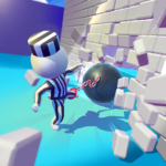 Prison Wreck – Free Escape and Destruction Game 9.9 APK (MOD, Unlimited Money)