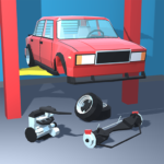 Retro Garage – Car mechanic simulator 2.3.1 APK (MOD, Unlimited Money)