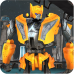 Robot City Battle 1.3 APK (MOD, Unlimited Money)