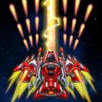 Sky Raptor: Space Shooter – Alien Galaxy Attack 1.3.3 APK (MOD, Unlimited Money)