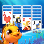 Solitaire Fish – Classic Klondike Card Game 1.2.9 APK (MOD, Unlimited Money)