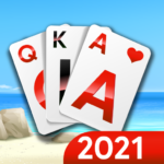 Solitaire Tripeaks – Endless Summer 1.4  APK (MOD, Unlimited Money)