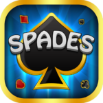 Spades Free – Multiplayer Online Card Game 1.7.1 APK (MOD, Unlimited Money)