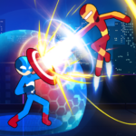Stickman Fighter Infinity – Super Action Heroes 1.1.3 APK (MOD, Unlimited Money)