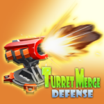 Turret Merge Defense 1.07 APK (MOD, Unlimited Money)