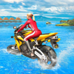 Water Surfer Racing In Moto 1.8 APK (MOD, Unlimited Money)