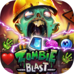 Zombie Blast – Match 3 Puzzle RPG Game 2.5.1  APK (MOD, Unlimited Money)