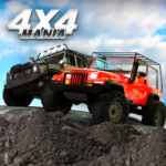 4×4 Mania: SUV Racing 4.21.10 APK (MOD, Unlimited Money)