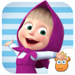 A Day with Masha and the Bear 20.4 APK (MOD, Unlimited Money)