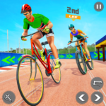 BMX Bicycle Rider – PvP Race: Cycle racing games 1.0.8 APK (MOD, Unlimited Money)