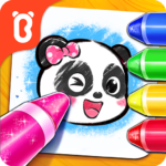 Baby Panda's Coloring Pages 8.53.00.03  APK (MOD, Unlimited Money)