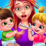 Babysitter First Day Mania – Baby Care Crazy Time 1.1.0 APK (MOD, Unlimited Money)