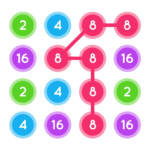 Connect The Pops : Join The Dots : Connect Number 1.3 APK (MOD, Unlimited Money)
