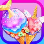 Cooking Games:Unicorn Chef Mermaid Games for Girls 2.8 APK (MOD, Unlimited Money)