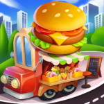 Cooking Travel – Food truck fast restaurant 1.1.5.5 APK (MOD, Unlimited Money)