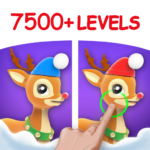 Differences in Eyes, Find & Spot all Differences 1.9.1  APK (MOD, Unlimited Money)