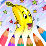 First Coloring book for kindergarten kids 3.0.1 APK (MOD, Unlimited Money)