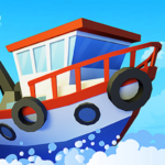 Fish idle: hooked tycoon. Your own fishing boat 4.0.0 APK (MOD, Unlimited Money)