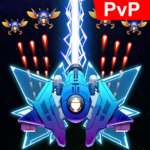 Galaxy Attack – Space Shooter – Galaxia 0.8 APK (MOD, Unlimited Money)
