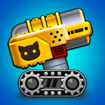 Idle Cat Cannon 2. 26APK (MOD, Unlimited Money)