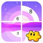 Jigsaw Coloring: Number Coloring Art Puzzle Game 1.8.0 APK (MOD, Unlimited Money)