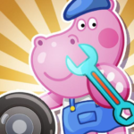 Kids Car Wash Garage for Boys 1.2.3 APK (MOD, Unlimited Money)