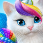 Knittens – A Fun Match 3 Game 1.49 APK (MOD, Unlimited Money)