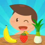 Learn fruits and vegetables – games for kids 2.1.3  APK (MOD, Unlimited Money)