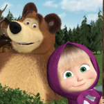 Masha and the Bear. Educational Games 6.3 APK (MOD, Unlimited Money)